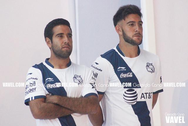 Presentación Uniforme Puebla | Apertura 2018