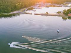 Water activities | Kaunas Aerial #168/365