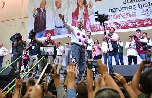 Cierre campaña - AMLO en Mexicali, B.C.