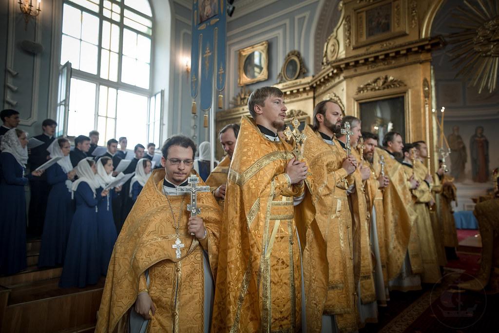 16-17 июня 2018, Неделя 3-я по Пятидесятнице. Собор Санкт-Петербургских святых / 16-17 June 2018, 3rd Sunday after Pentecost. Sunday of All Saints of St. Petersburg