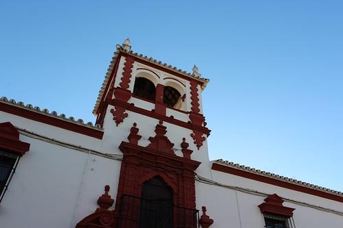 Casa-Palacio. Fuentes de Andalucía (Sevilla).