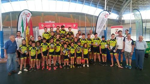 III Campeonato de Ciclismo en Pista