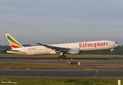 Ethiopian Airlines 777-300(ER) ET-ASL