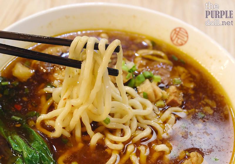Red Roast Beef Noodles