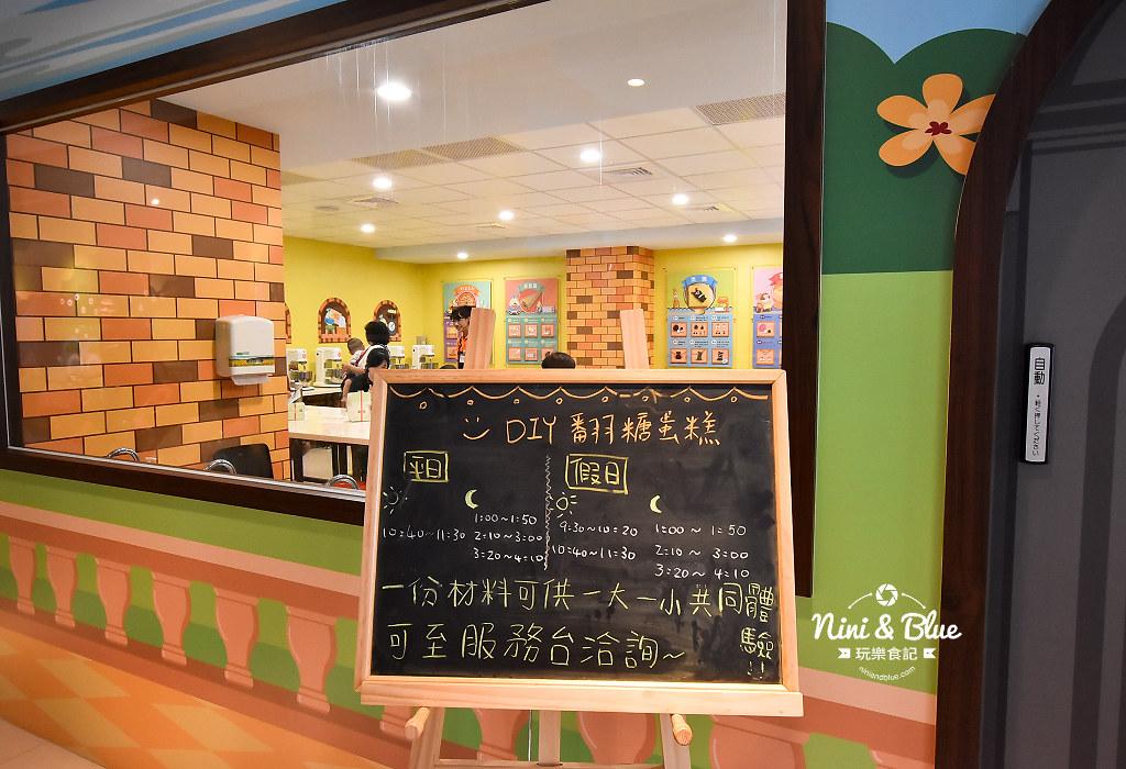 興麥蛋捲烘焙王國觀光工廠.線西景點10