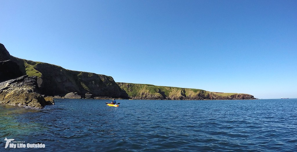 GOPR0269 - Paddle from St Brides to Martin's Haven