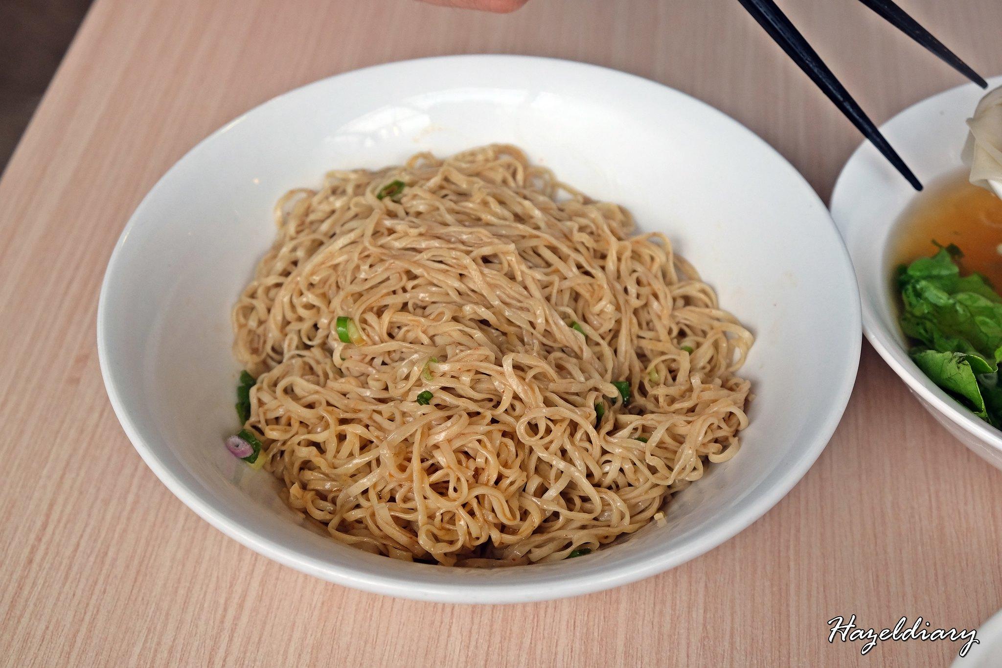 Ho Seng Kee Johor Bahru-Wanton Mee-2
