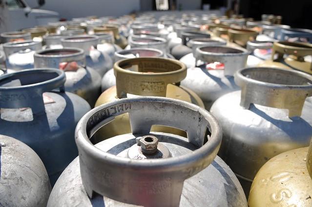 Preço do gás de cozinha pode chegar a R$ 70 reais em alguns municípios do país. - Créditos: Pedro Ventura/ Agência Brasília