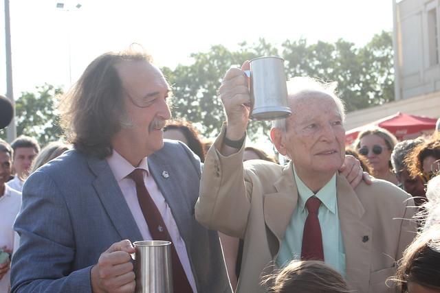 Homenatge 80è Aniversari Dr José Antonio Sancha de Prada @ INEFC [29-06-2018]