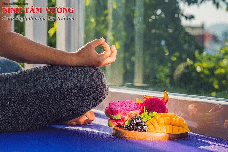 Dinh dưỡng và lối sống lành mạnh rất quan trọng trong điều trị nhịp xoang nhanh