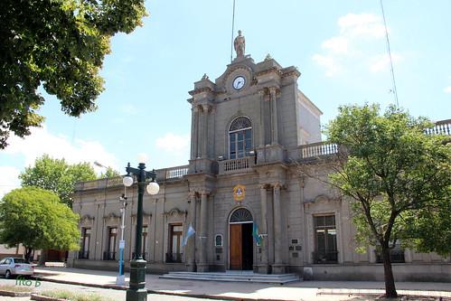LAS FLORES: Palacio Municipal