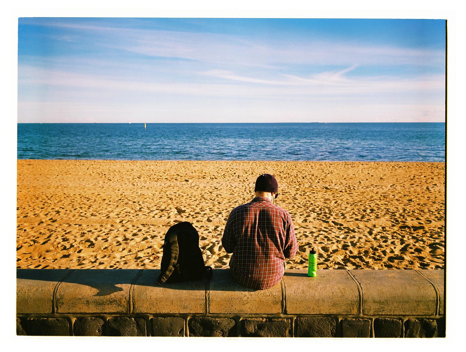 Elwood Beach x