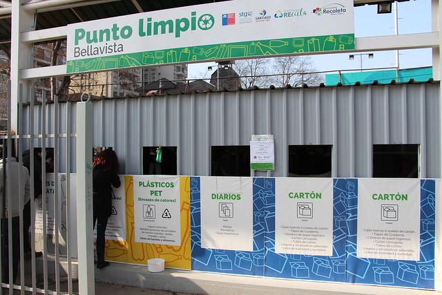 Ceremonia Concurso de Reciclaje Municipal