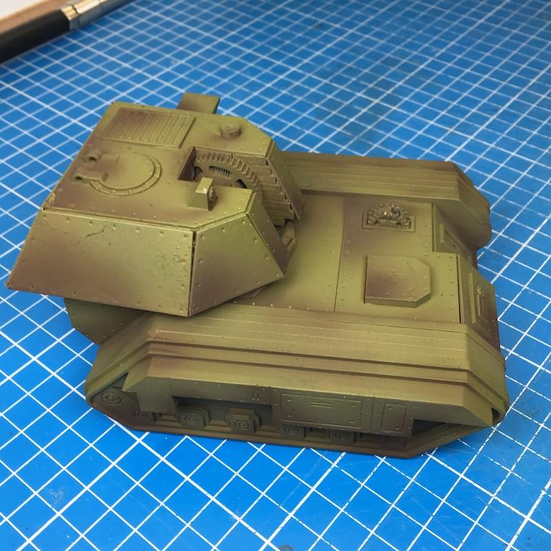 Lasercut basilisk tank green-6