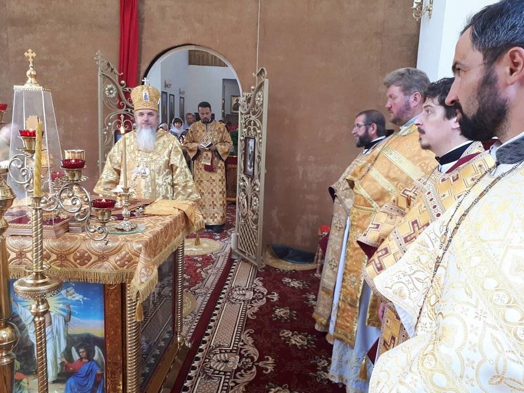 Престольный праздник в храме апостолов Петра и Павла. Буча