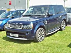 119 Land Rover Range Rover Sport (L320 Facelift) (2012)