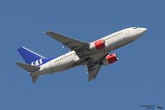 Boeing 737 -783 SAS LN-RNN 28315 Francfort mai 2018