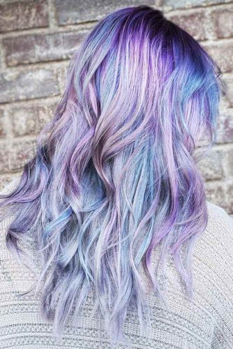 Latest Lavender Hair Color To Adopt The Newest Trend 7