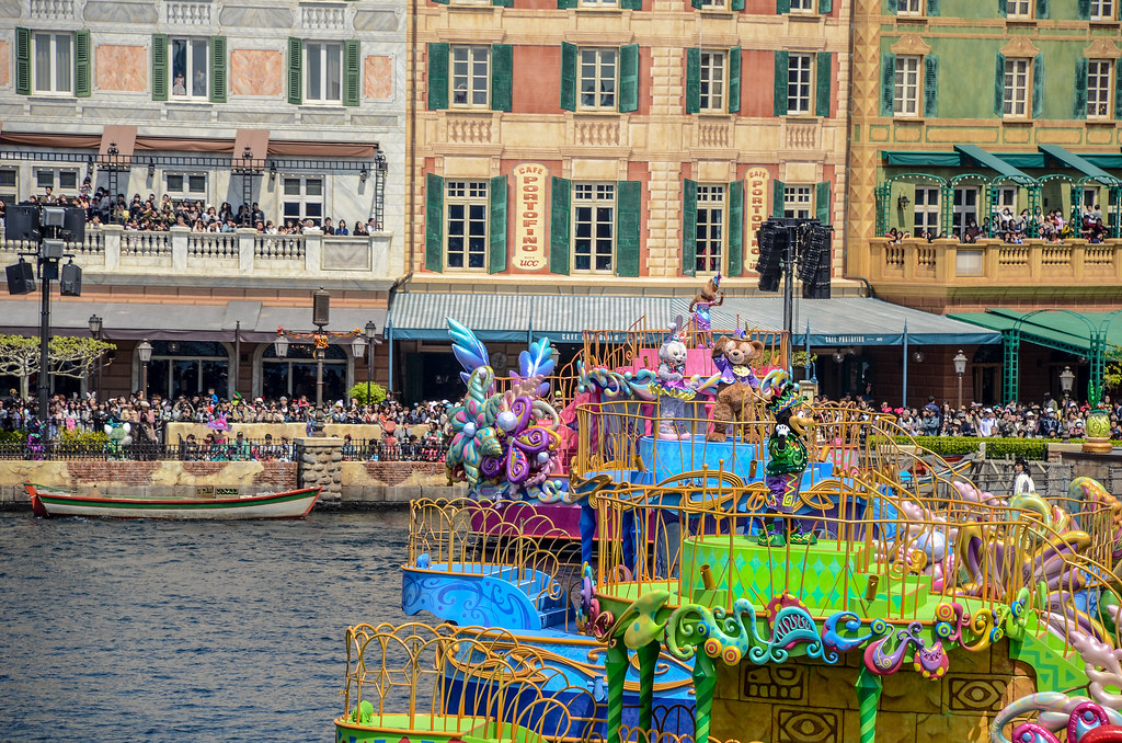 Disney Easter Harbor show Max TDS