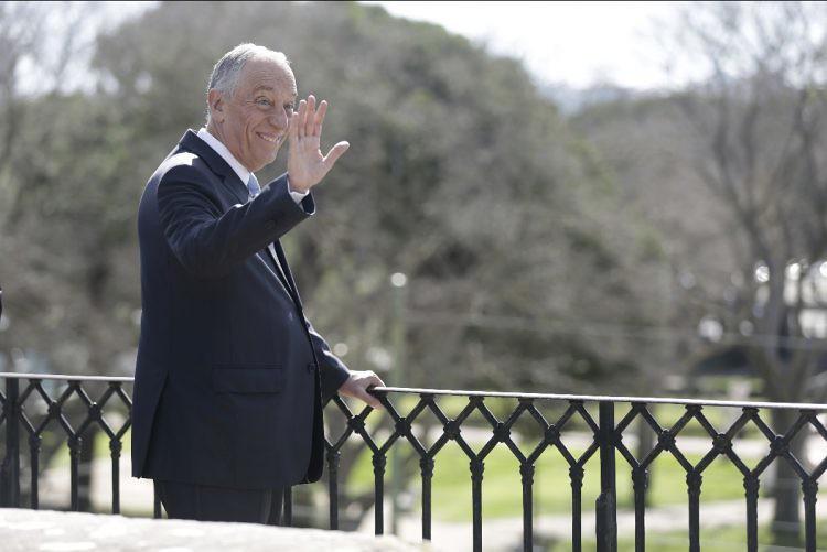 """Presidente da República """"perfeitamente preparado para as emoções"""" do Portugal-Irão"""