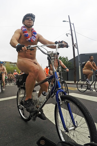 L.A. World Naked Bike Ride 2018 (112454A)