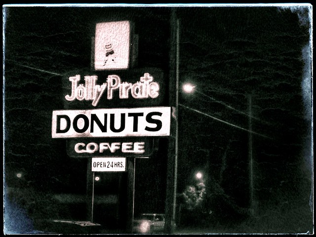 July 6 - Jolly Pirate Donuts