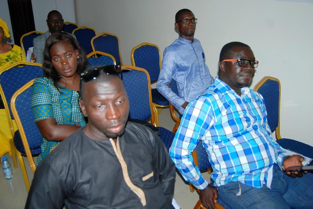 Assemblée Générale APPEL, Association des éditeurs et Professionnels de la Presse en Ligne au Sénégal, Par laviesenegalaise (2)