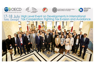 High-Level Event on Developments in International Tax Co-operation: Fighting Tax Evasion and Avoidance