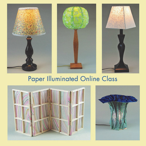 Paper Illuminated Online Course Paper Lighting Examples
