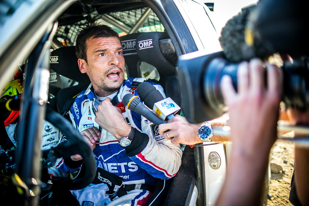 MAGALHAES Bruno (PRT), MAGALHAES, Hugo (PRT), BRUNO MIGUEL PINTO MAGALHAES PINHEIRO, SKODA FABIA R5, portrait during the 2018 European Rally Championship ERC Cyprus Rally,  from june 15 to 17 at Larnaca, Cyprus - Photo Thomas Fenetre / DPPI
