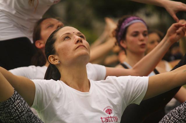 Ashtanga Yoga Teacher Training, Canon EOS KISS X4, Canon EF-S 55-250mm f/4-5.6 IS