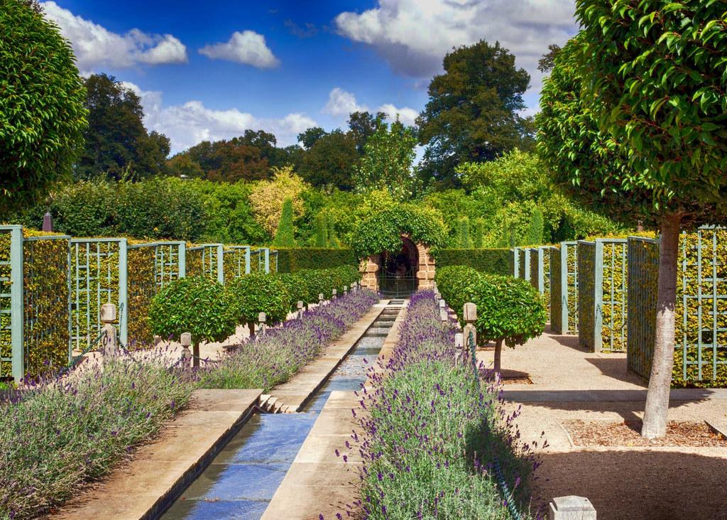 The Garden of Surprise, Burghley House. Credit Greta Georgieva, flickr