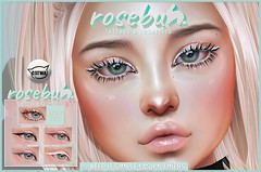 rosebun. the Keep it Simple Lash n Liners @ Lookbook