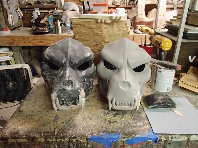 Wolf Helm Pair Fairing in Teeth