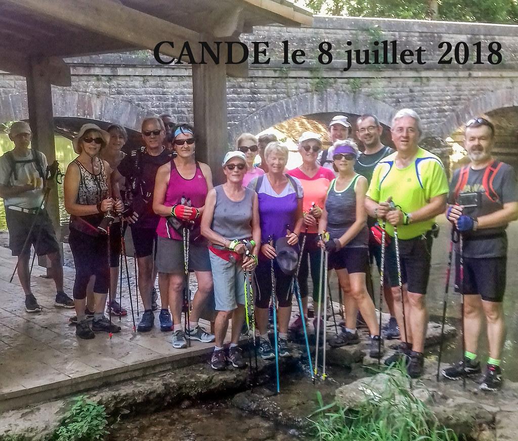 Île de Candé 8 juillet 2018