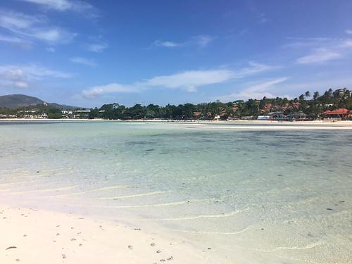サムイ島 チャウエンビーチ chaweng beach koh samui