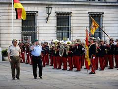 Visita y reunión de trabajo con el JEME Jefe del Ejército alemán (Inspekteur des Heeres) General Jörg Vollmer.