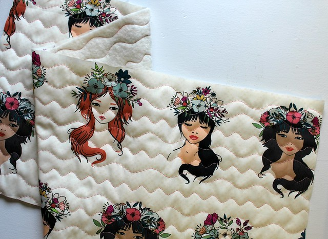 Quilted Front