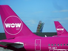 Wow Air A321-253N TF-SKY