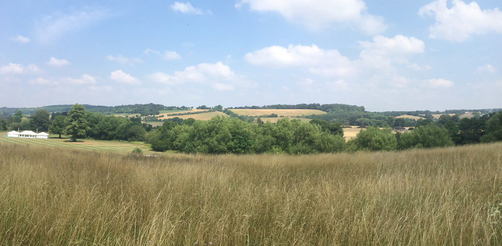 View from Culham Court Marlow Circular