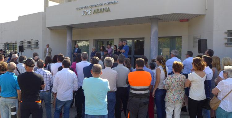 Centro de Formación Portuaria José Arana 21