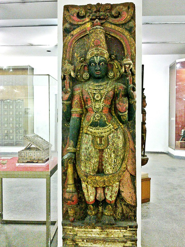 National Museum in Delhi 12 - sculpture