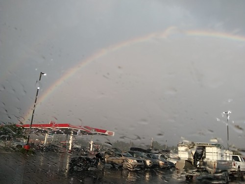 rainbow where ever I go