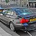 BMW 318i E90 - 123 D 390 - Bulgaria Diplomat