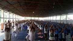 Celebration of International Day of Yoga by Vivekananda Kendra Vidyalayas