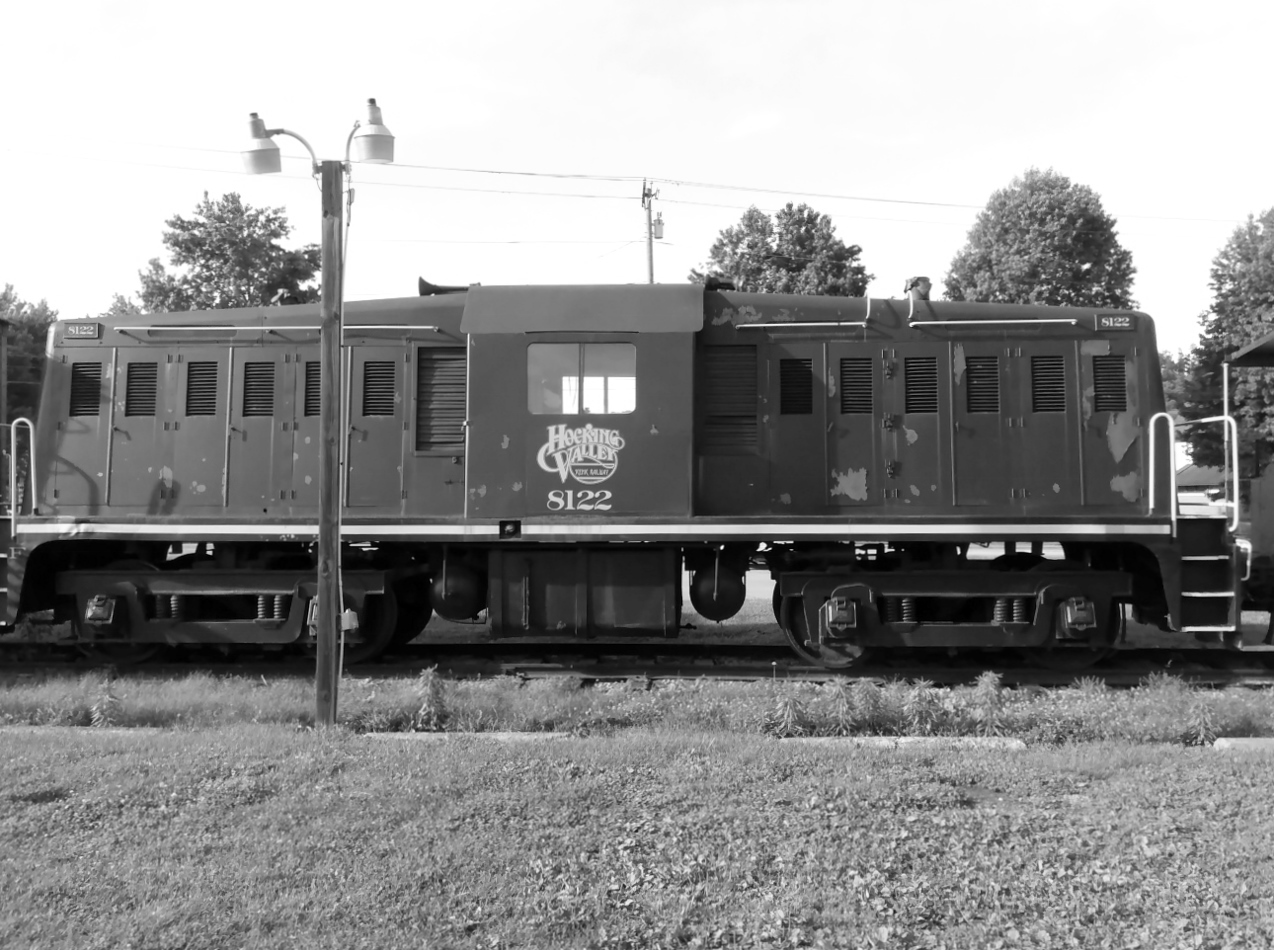Hocking Valley Scenic Railway - BW 6-15-2018 6-40-25 AM