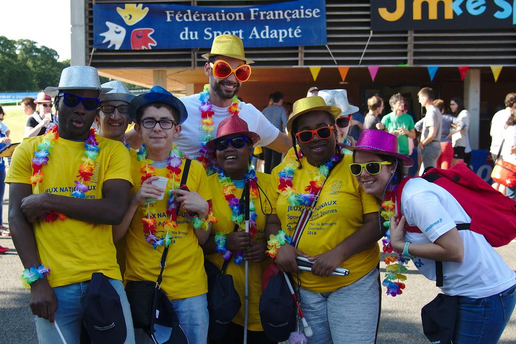2018 Jeux nationaux Sport Adapté jeunes (Mûr-de-Bretagne)
