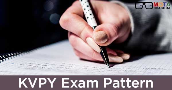 kvpy exam pattern