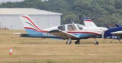 Socata TB-20 Trinidad N525DV Lee on Solent Airfield 2018