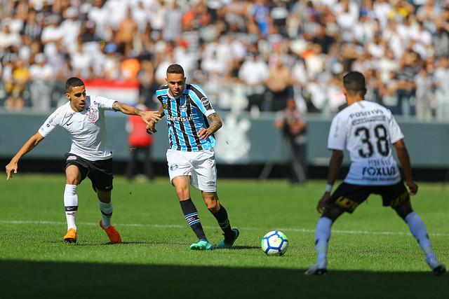 Corinthians X Grêmio - 08/07/2018